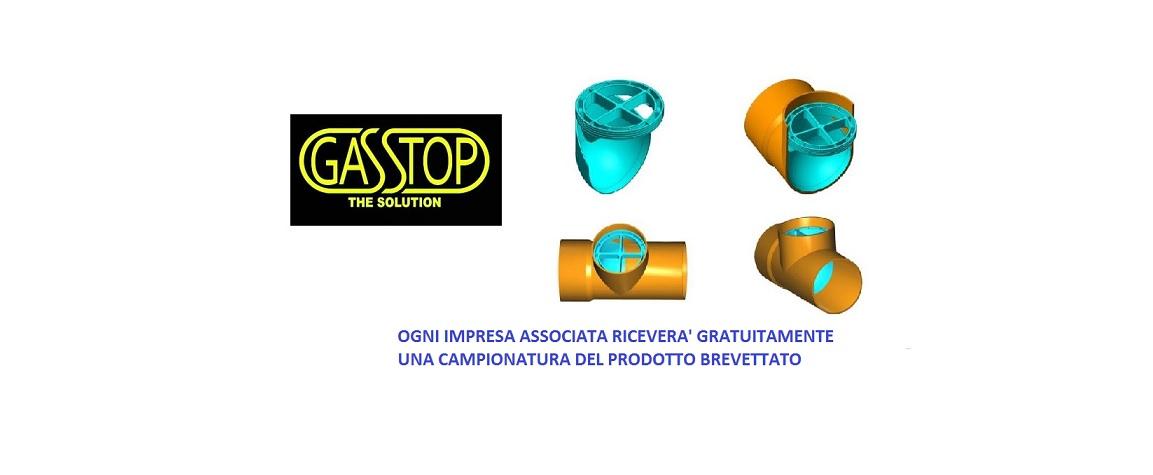 GASSTOP – sistema brevettato